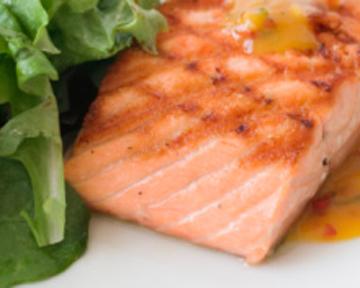 Morrocan Salmon recipe