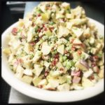 waldorf-salad-with-pomegranate-seeds